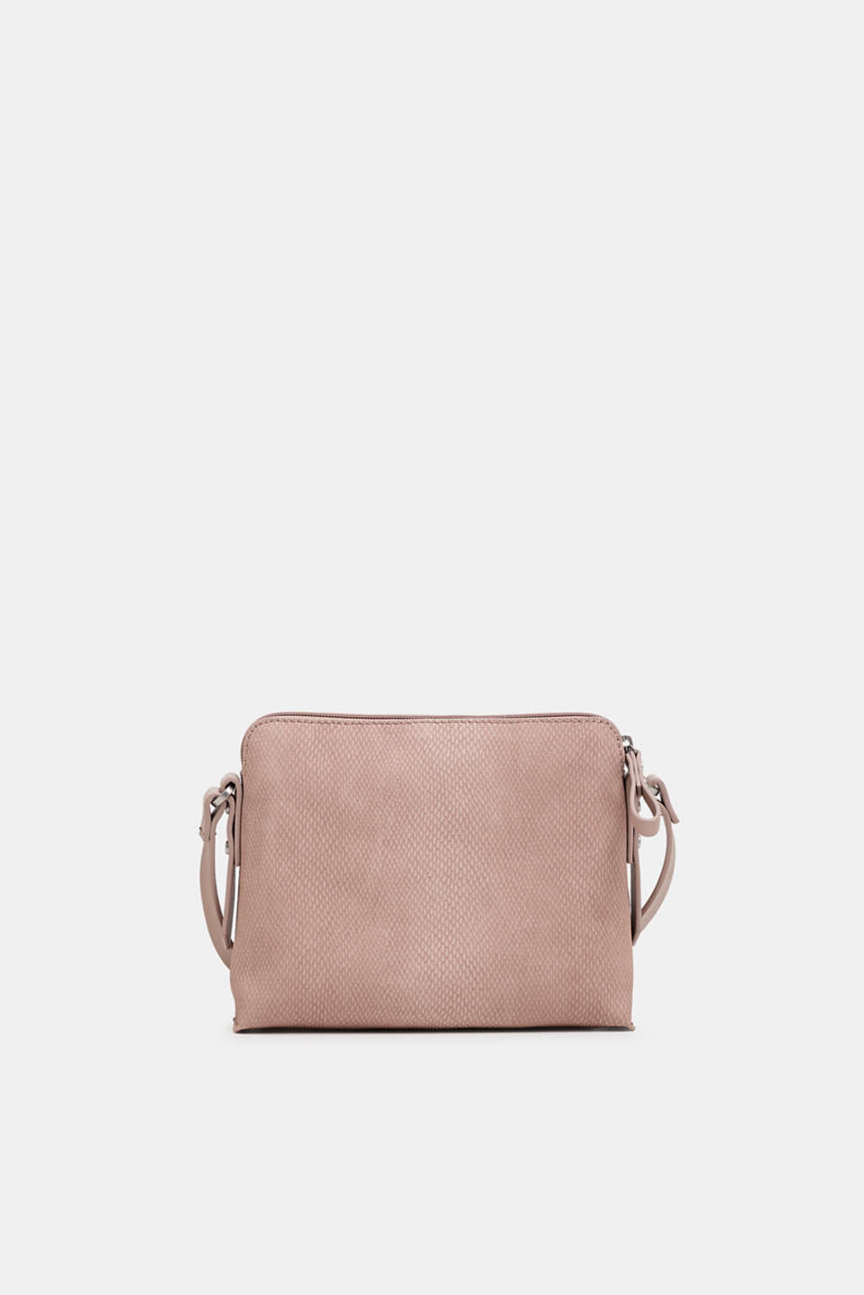 Esprit - Small shoulder bag in exotic faux leather