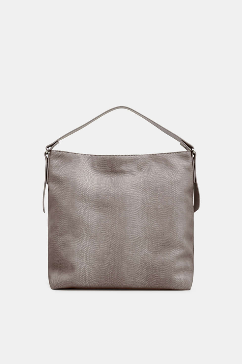 Esprit - Hobo Bag in Schlangen-Optik