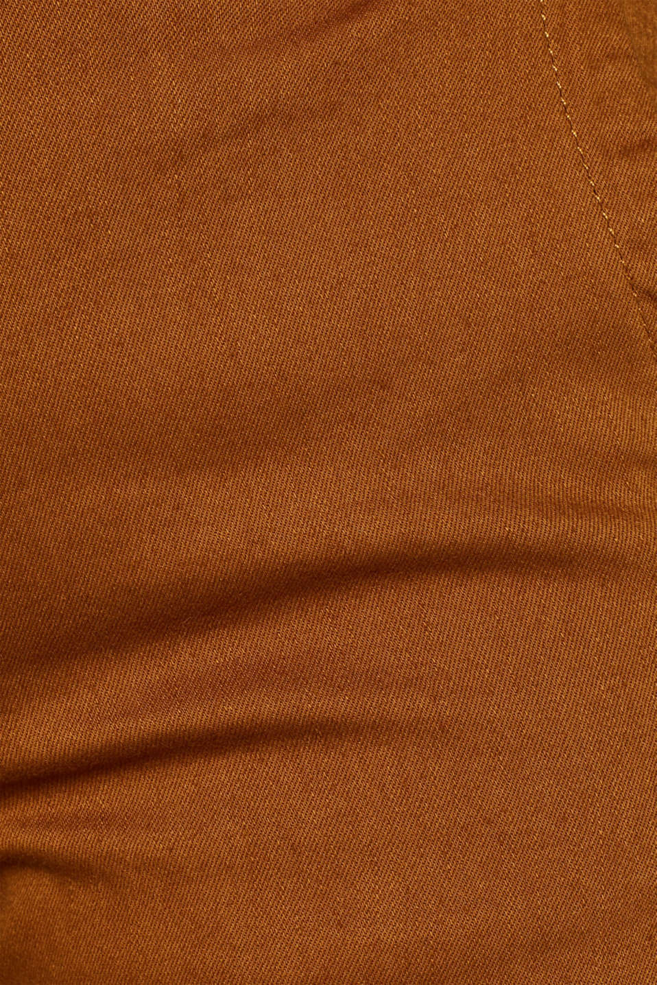 Pants woven, TOFFEE, detail image number 4