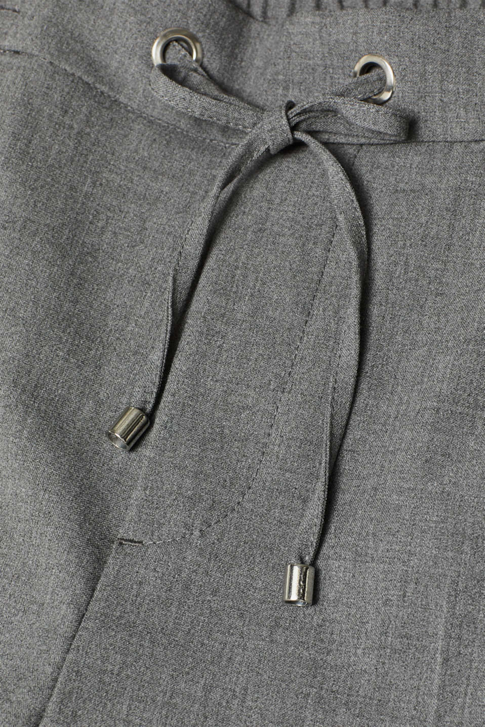 Pants woven, MEDIUM GREY, detail image number 4
