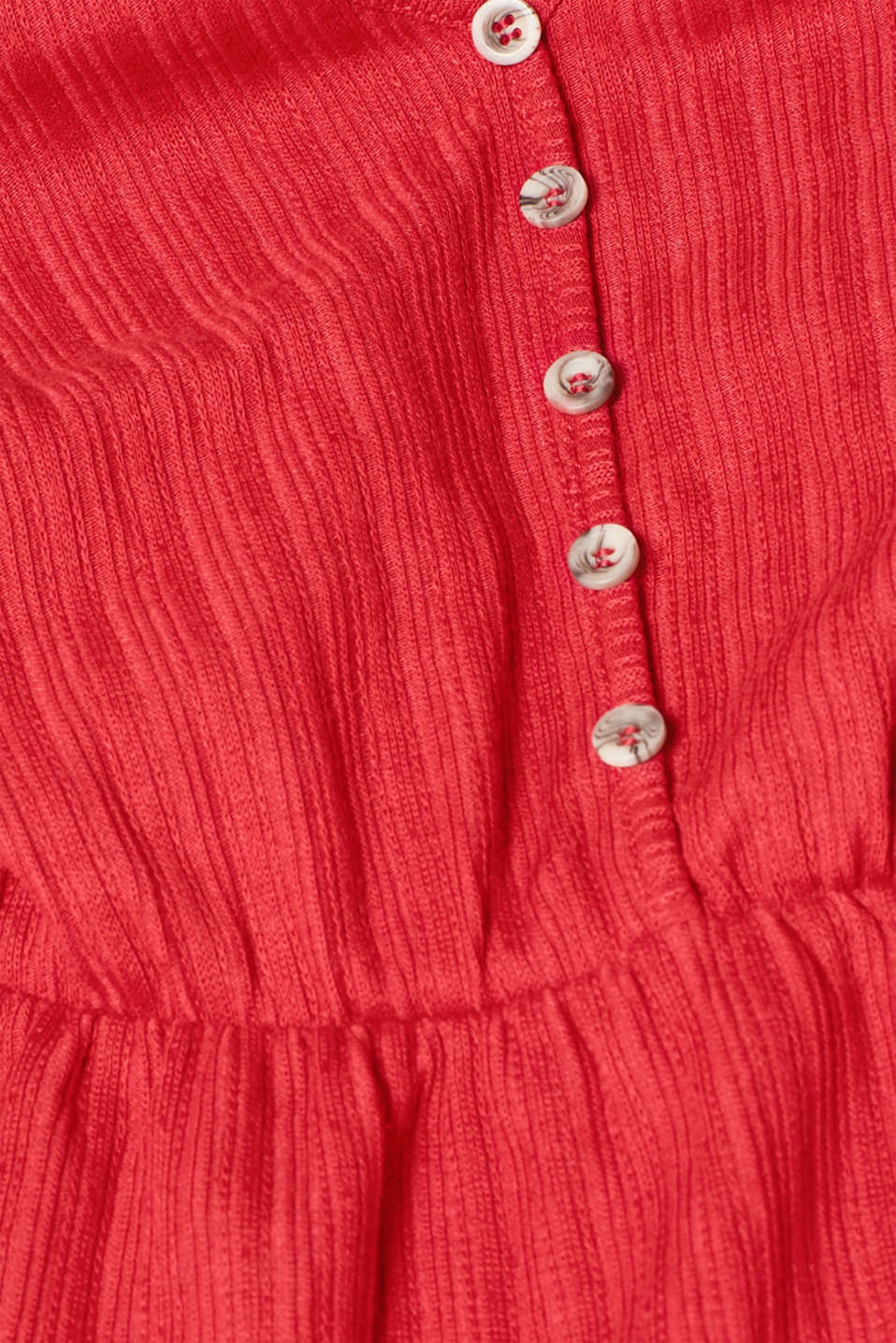Dresses knitted, RED, detail image number 4