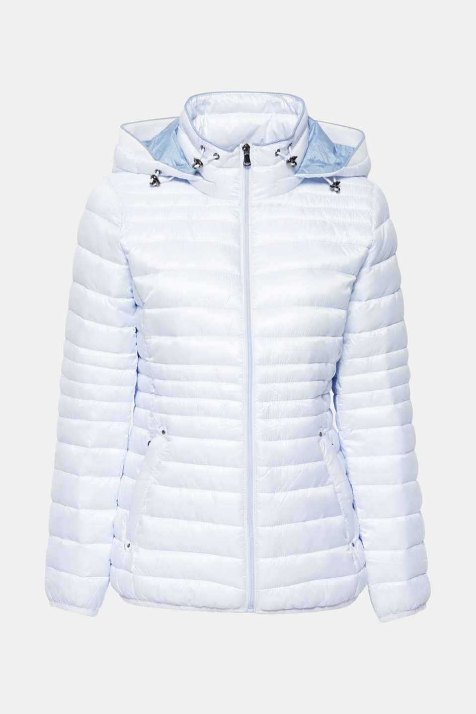 Quilted jacket with 3M™ Thinsulate™ filling, PASTEL BLUE, detail image number 6