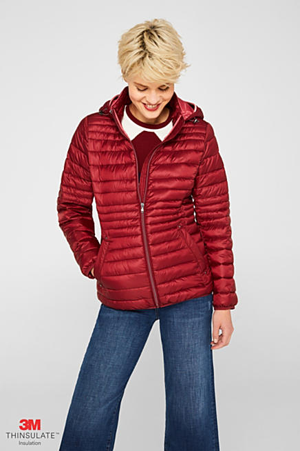 f1c3f5ad9589b Esprit down jackets & waistcoats for women at our Online Shop