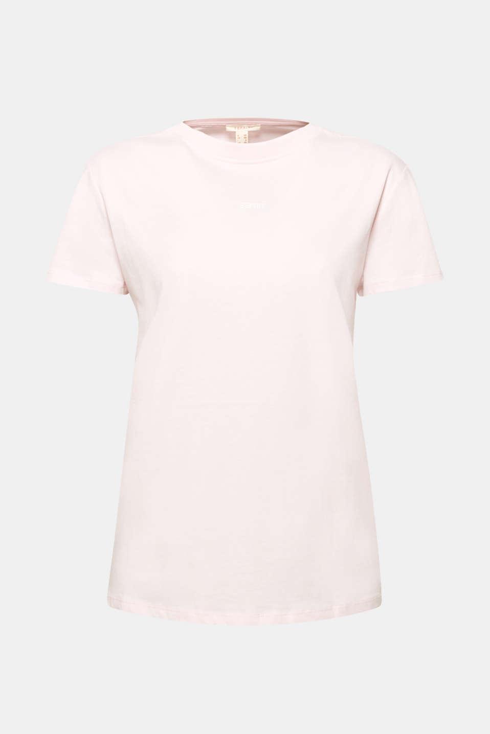 T-Shirts, PASTEL PINK, detail image number 7
