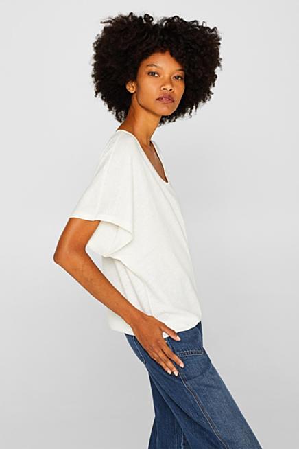 f53dedb6f4 Esprit : T-shirts femme sur notre boutique en ligne | ESPRIT