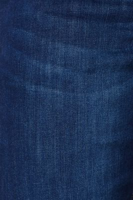 Super stretch jeans with COOLMAX®