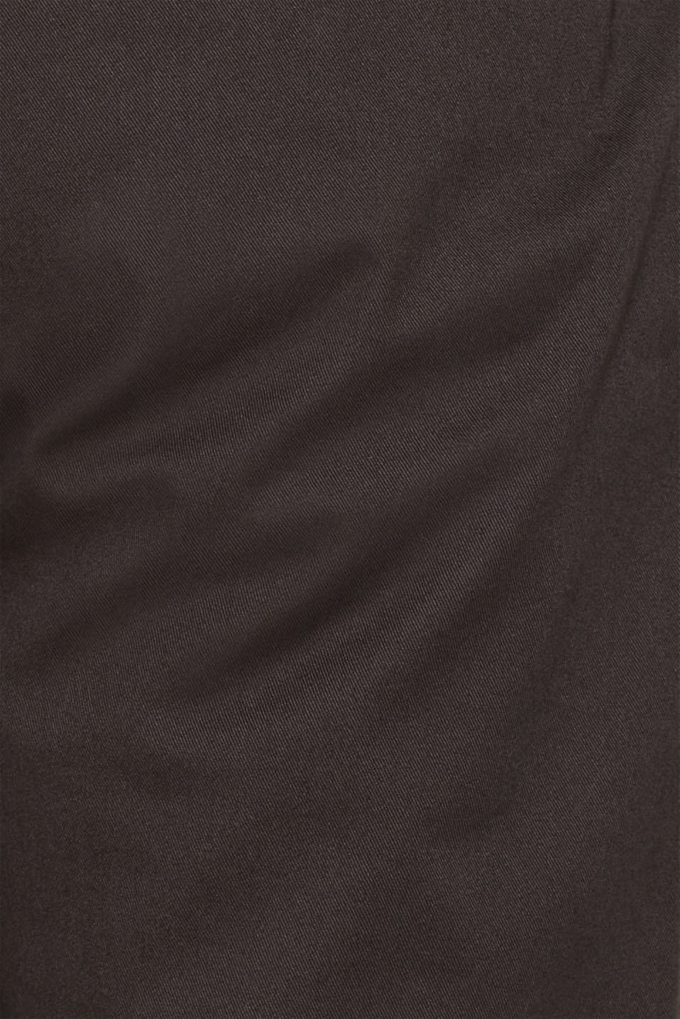 Pants woven, DARK GREY, detail image number 2