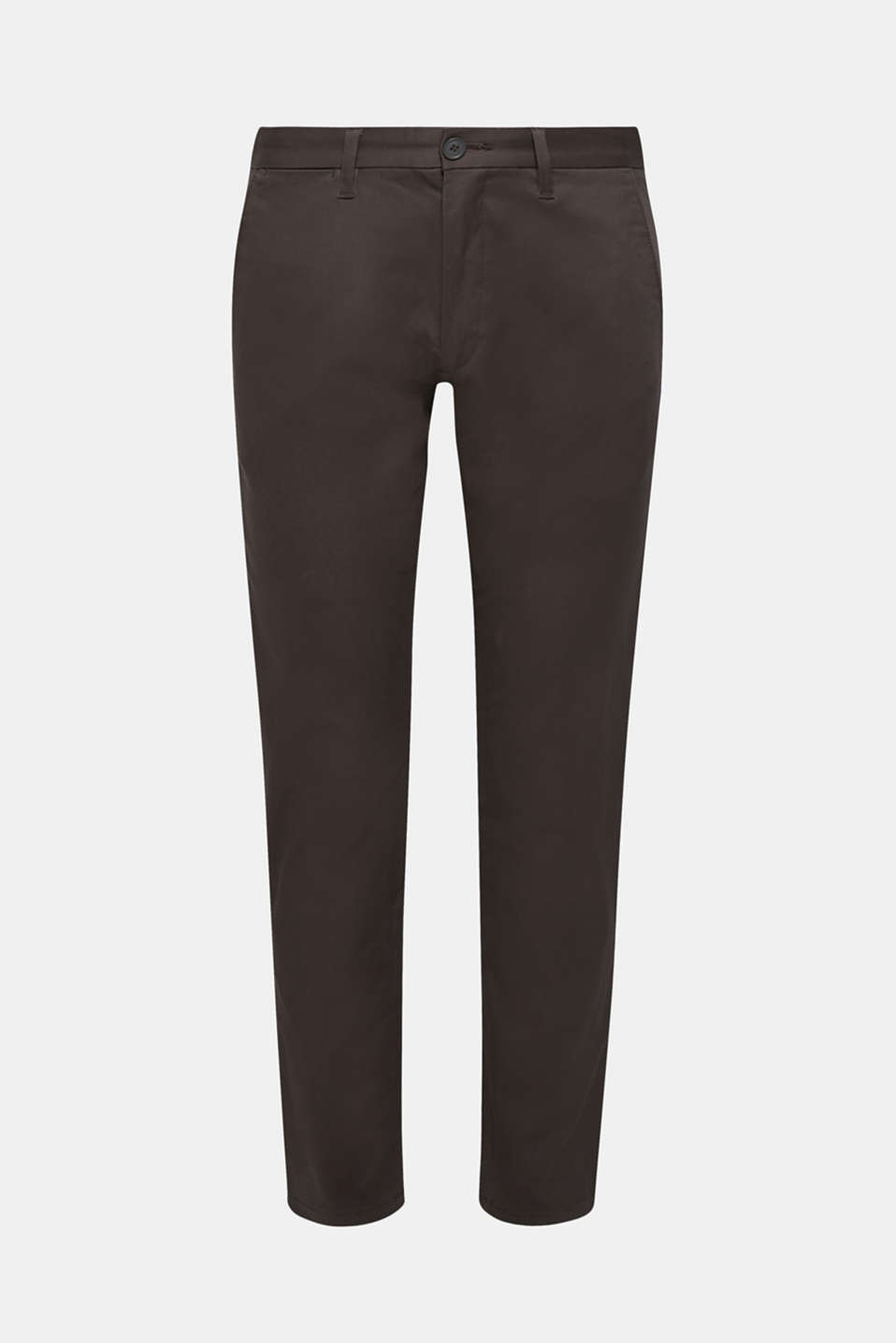 Pants woven, DARK GREY, detail image number 4