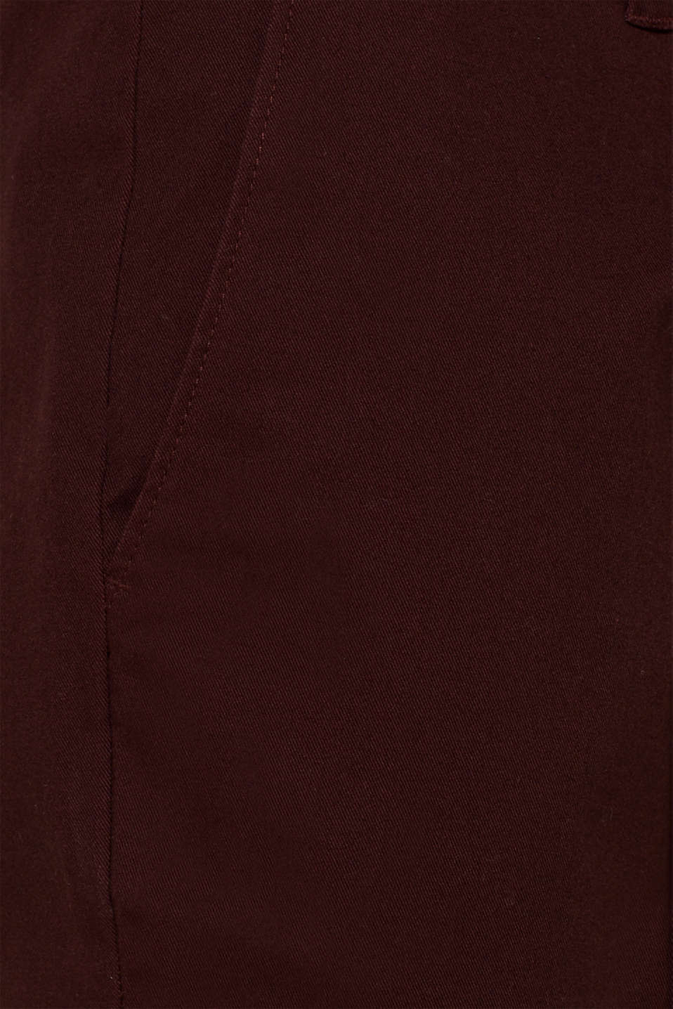 Pants woven, AUBERGINE, detail image number 3