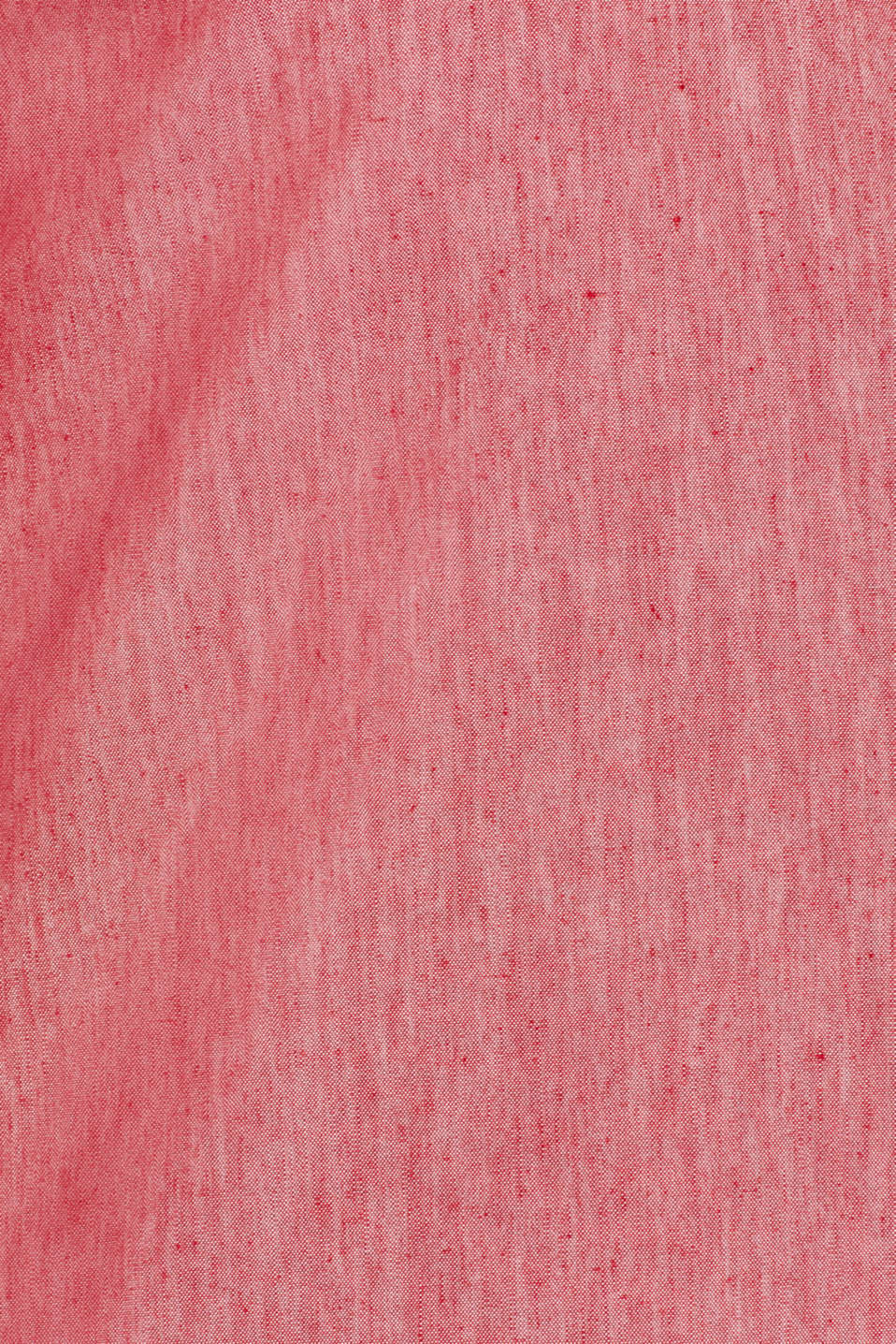 Shirts woven Slim fit, RED, detail image number 4