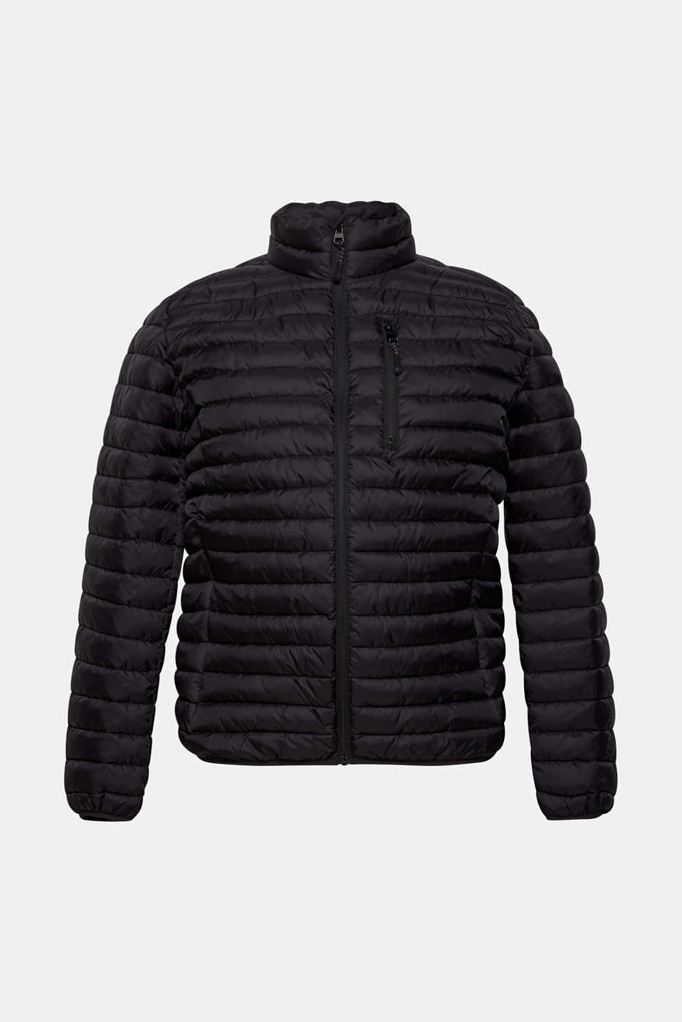 Jackets outdoor woven, BLACK, detail image number 6
