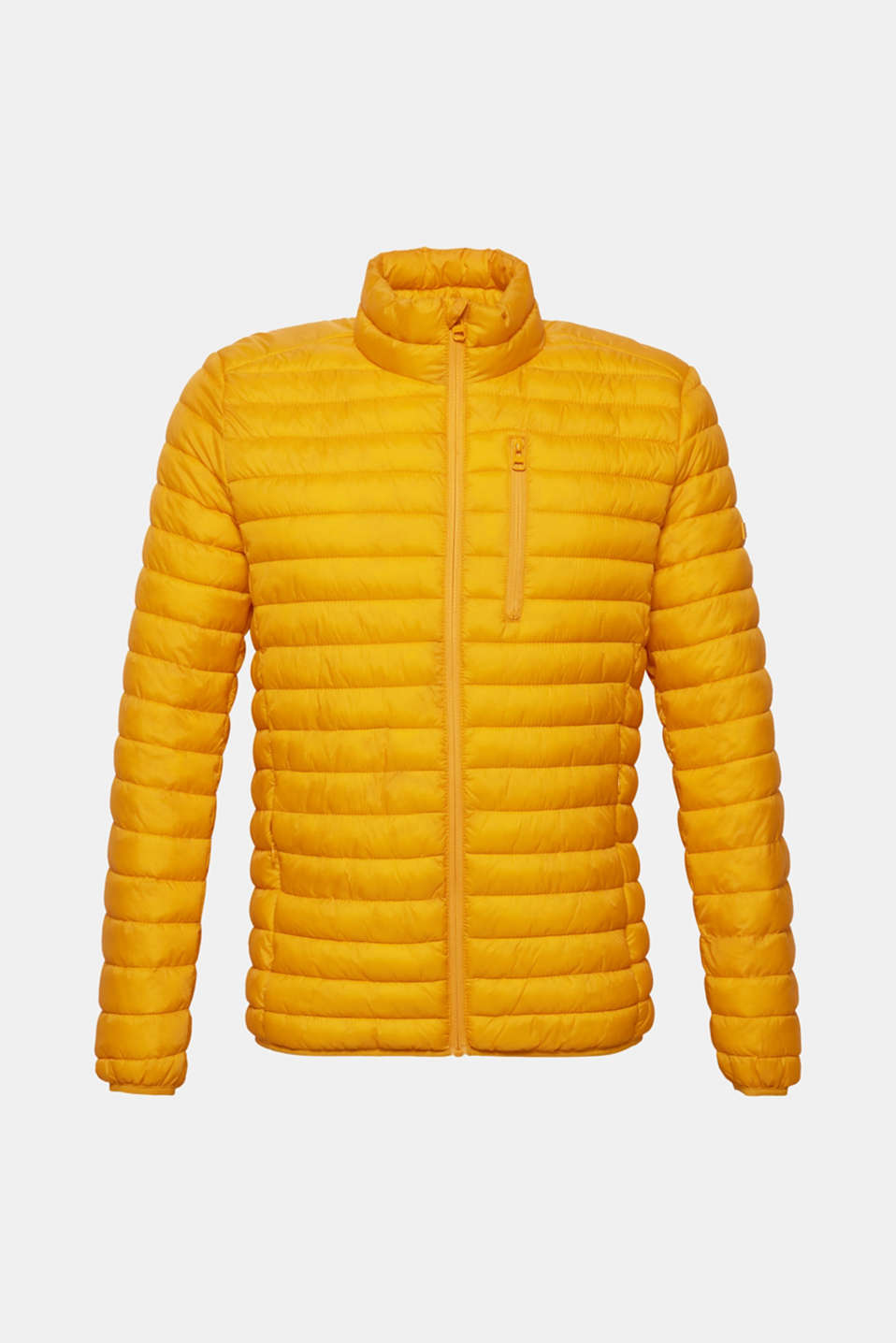 Jackets outdoor woven, DUSTY YELLOW, detail image number 6