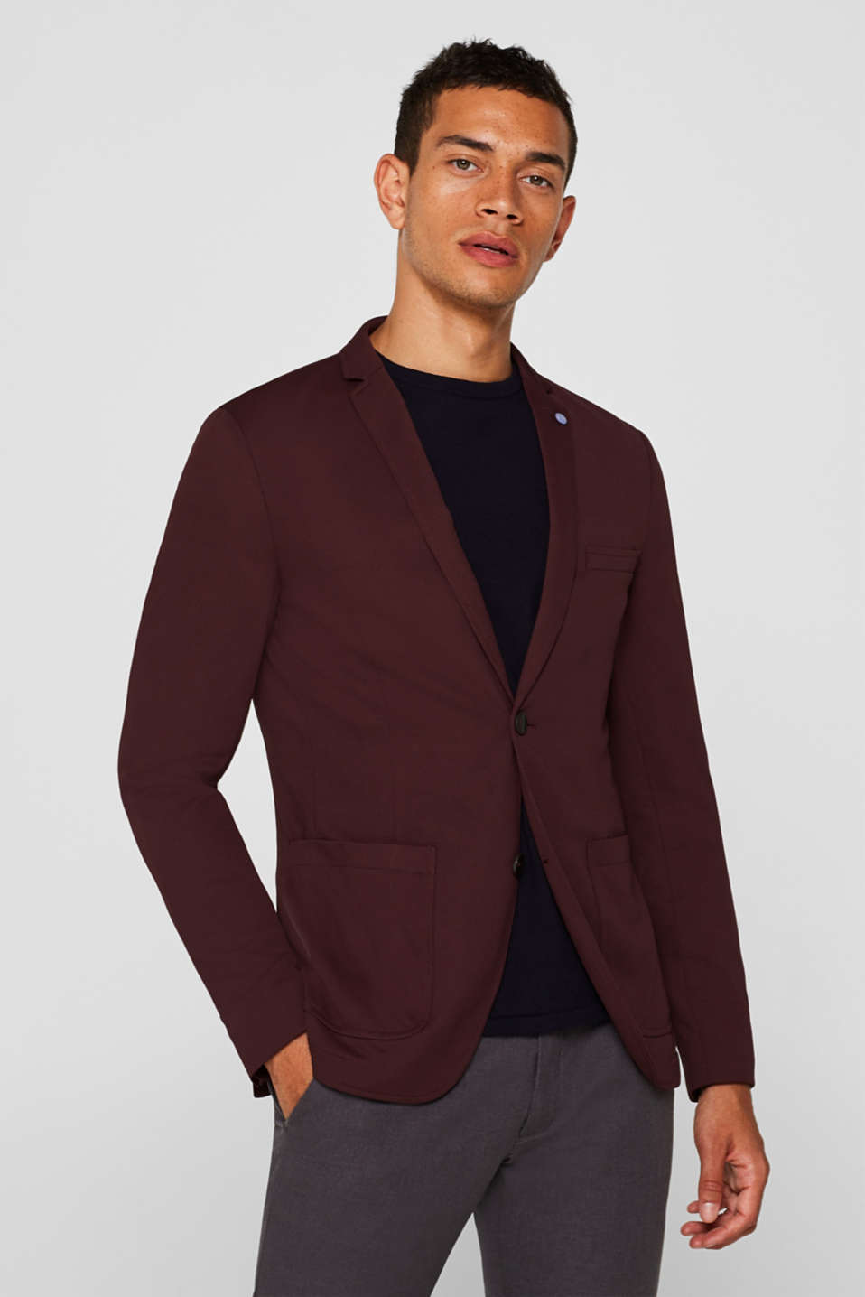 Esprit - Men's blazer with COOLMAX®