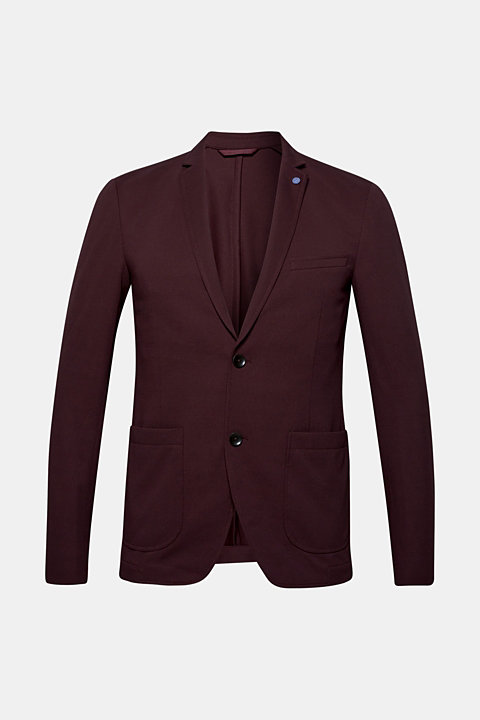 Men's blazer with COOLMAX®