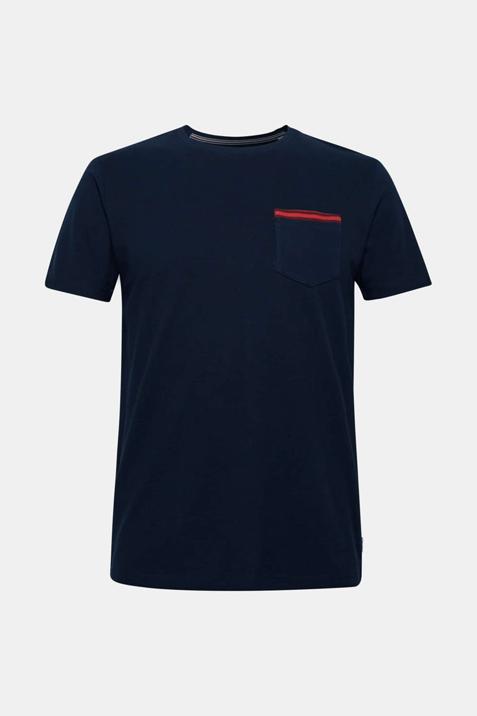 T-Shirts, NAVY, detail image number 8