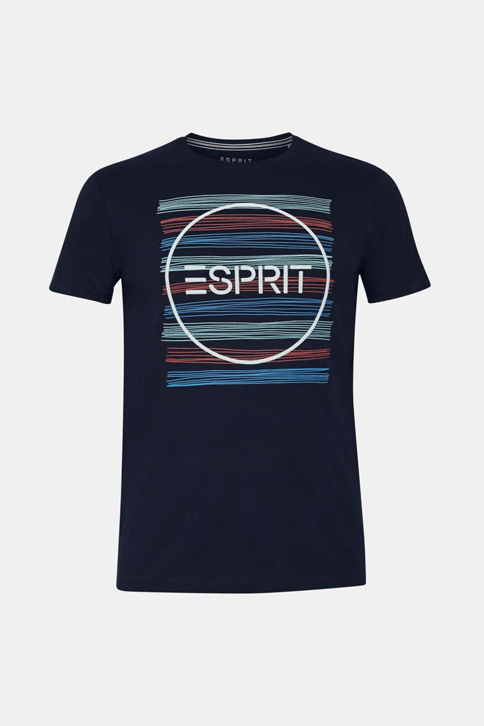 T-Shirts, NAVY, detail image number 7