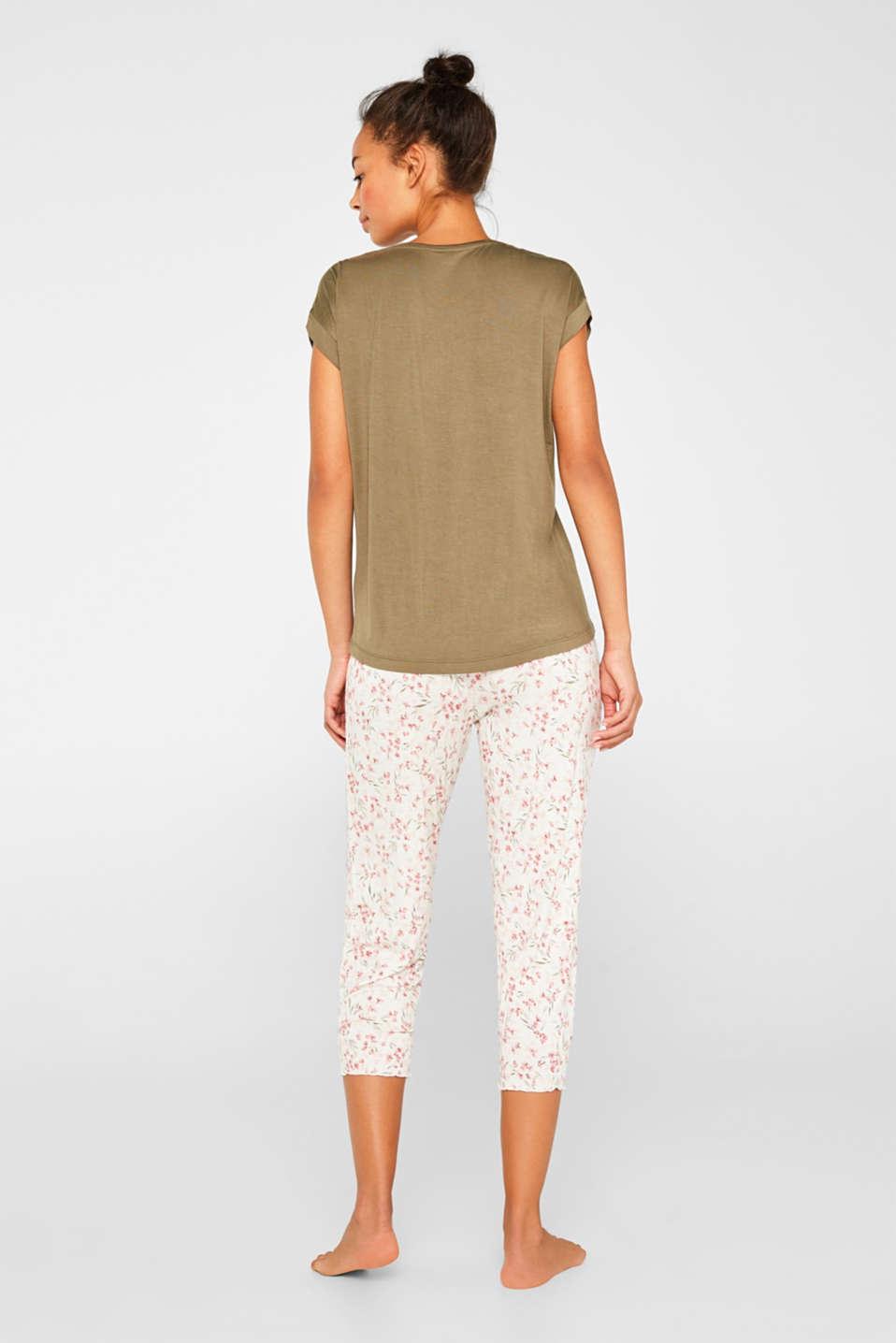 Pyjamas, OFF WHITE, detail image number 1