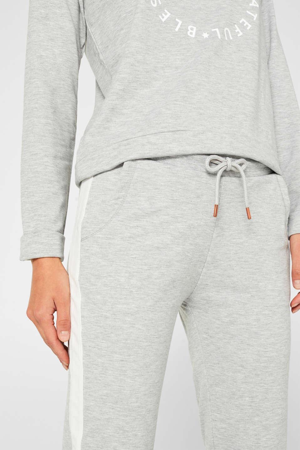 Nightpants, GREY, detail image number 1