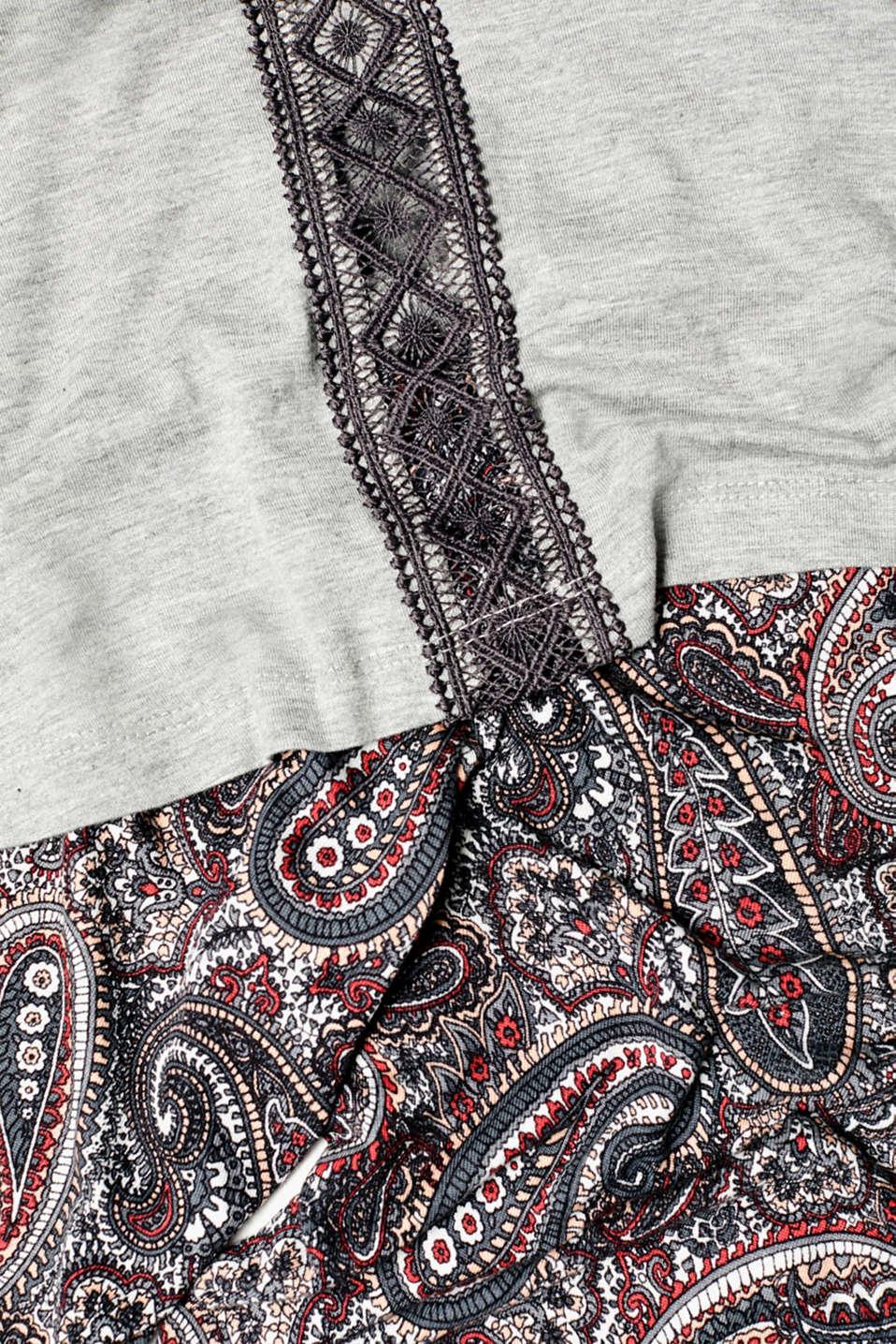 Pyjamas, GREY, detail image number 2