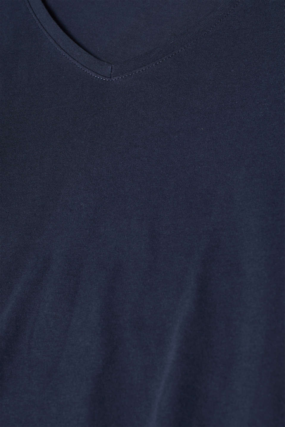 Night-T-Shirts, NAVY, detail image number 4