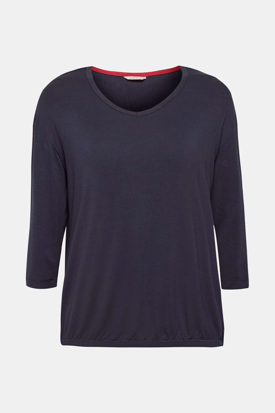 Night-T-Shirts, NAVY, detail image number 6