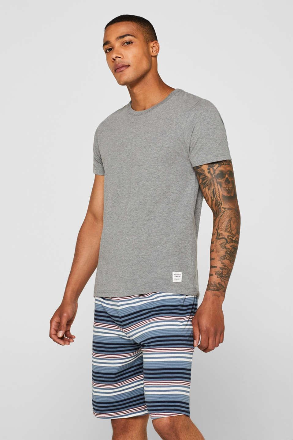 Pyjamas, NAVY, detail image number 1