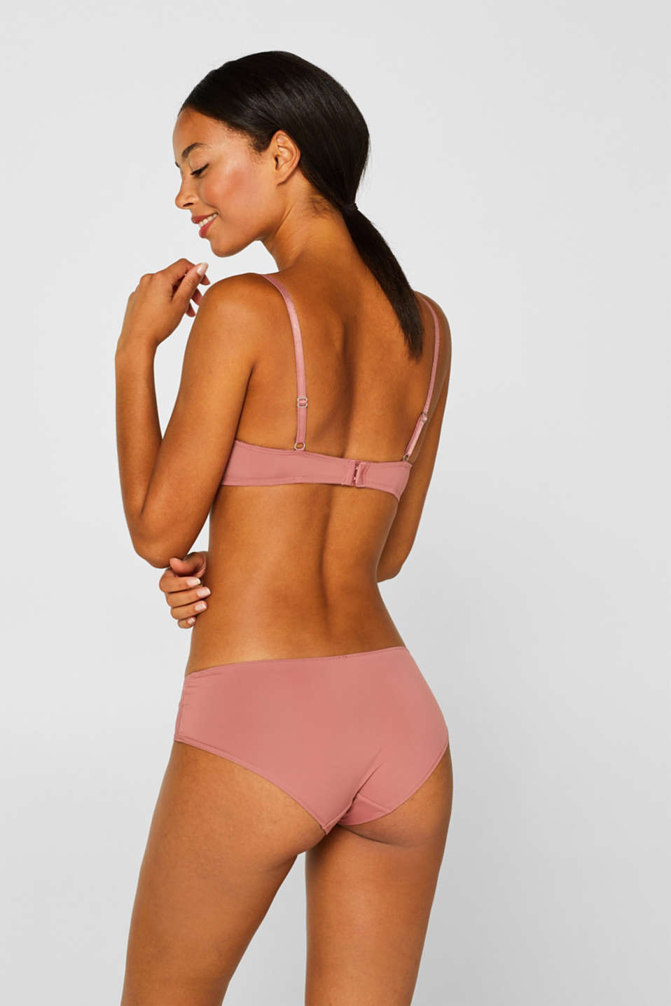 Bras with wire, BLUSH, detail image number 1