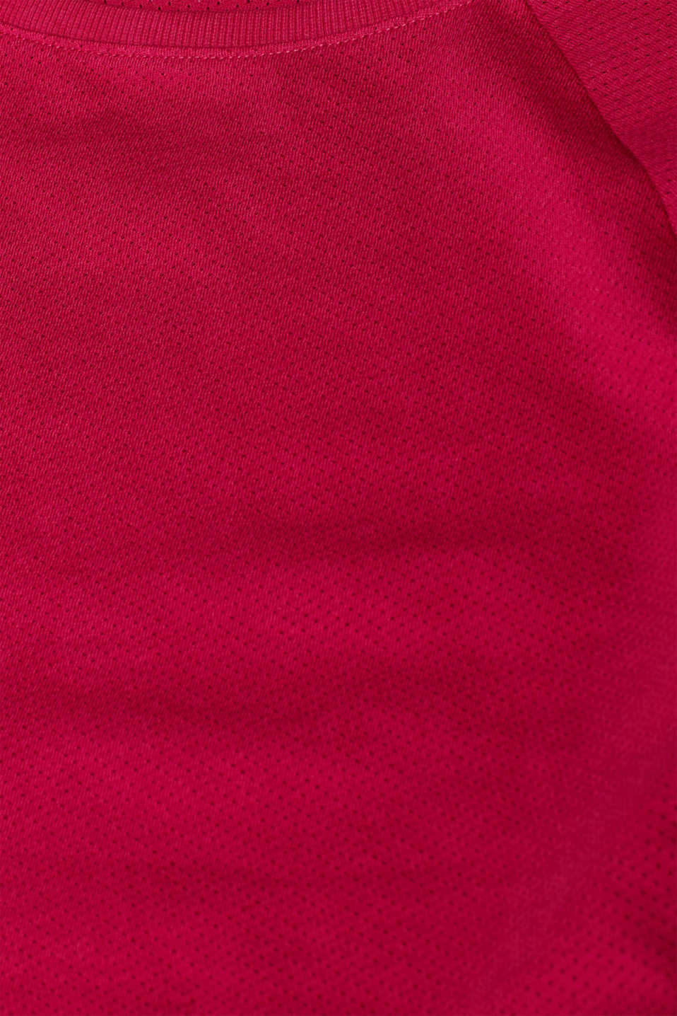 T-Shirts, CHERRY RED, detail image number 4