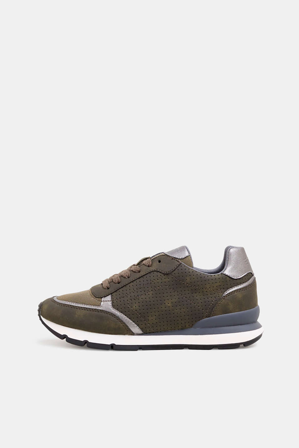 Esprit - Trainers made of blended vegan materials