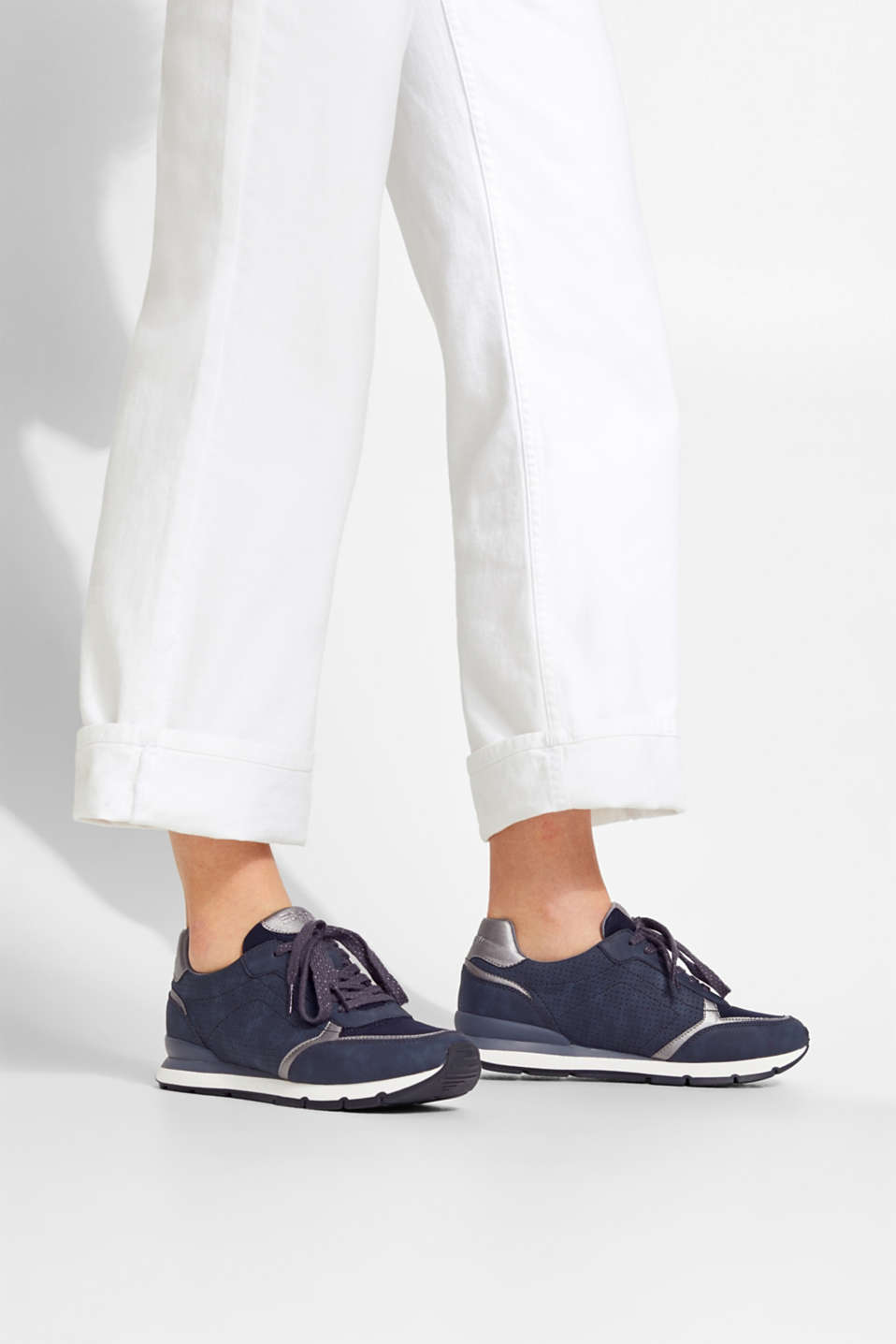 Casual Shoes others, NAVY, detail image number 3