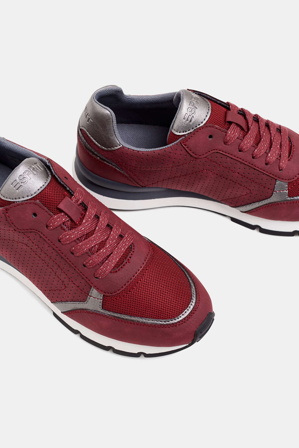 Casual Shoes others, BORDEAUX RED, detail image number 4