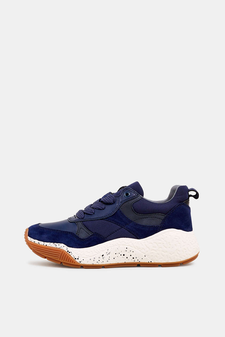 Esprit - Trend trainers with an oversized sole