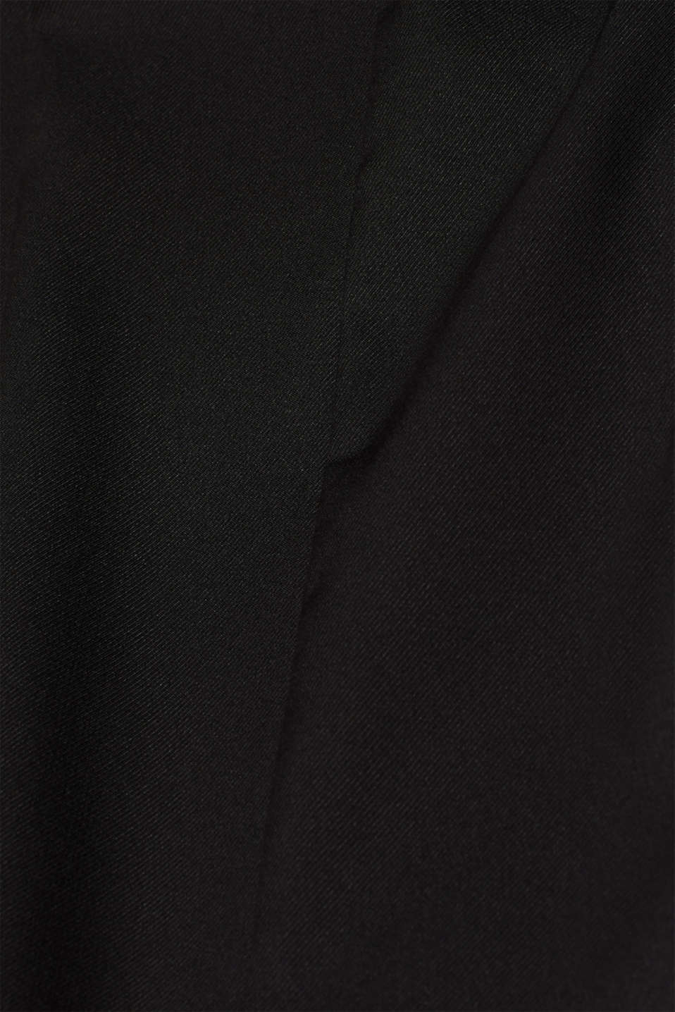 Pants woven, BLACK, detail image number 3