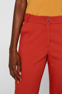 Classic mix + match trousers with stretch