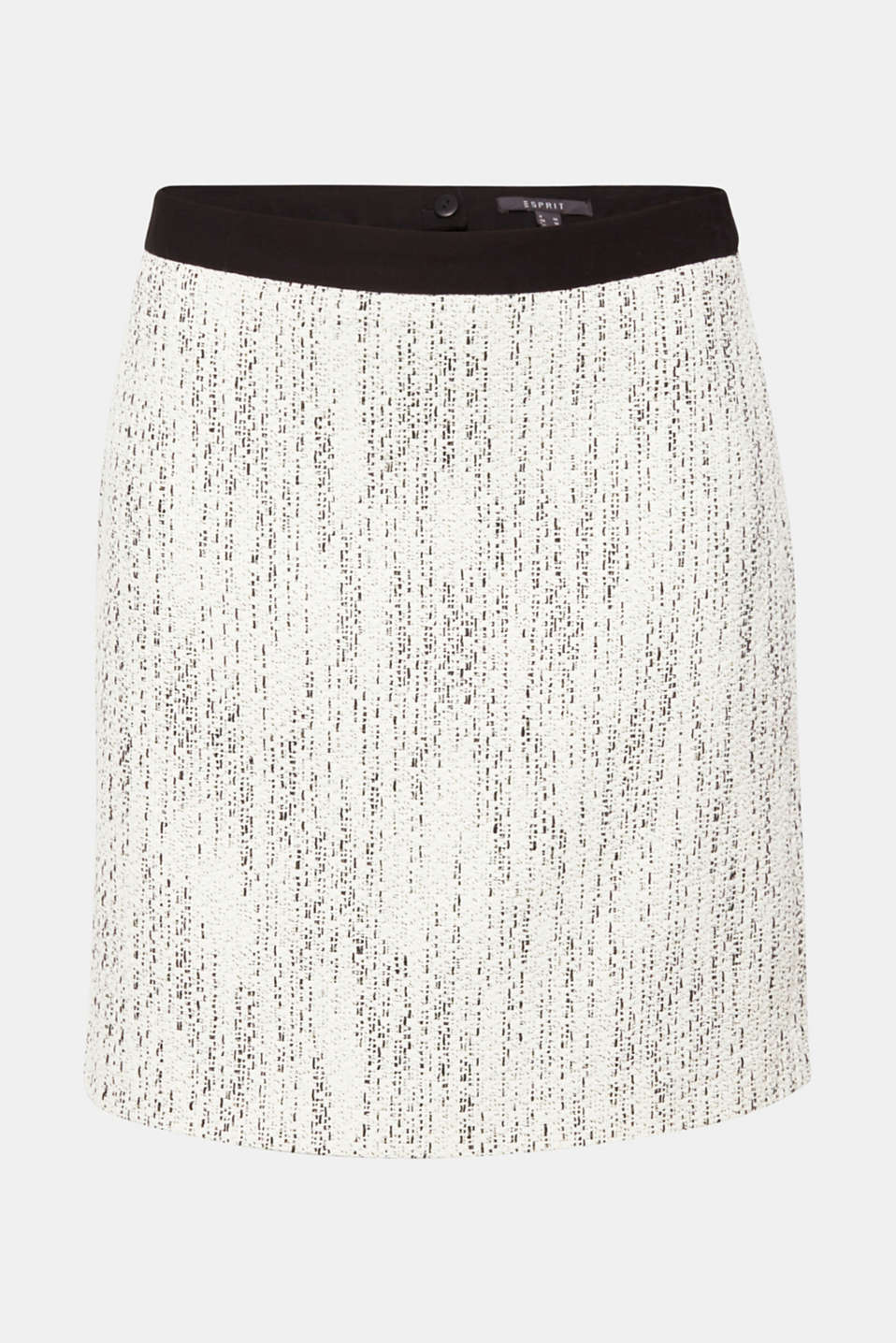 Skirts woven, OFF WHITE, detail image number 8