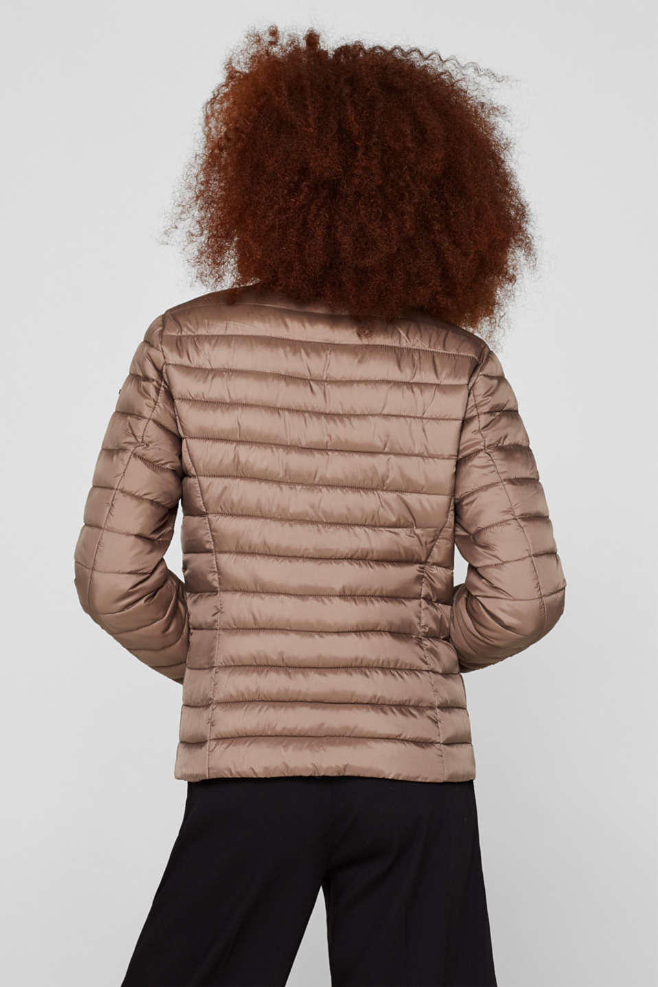 Jackets outdoor woven, TAUPE, detail image number 3