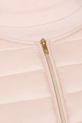 Lightweight quilted jacket with 3M™ Thinsulate™ filling, NUDE, detail
