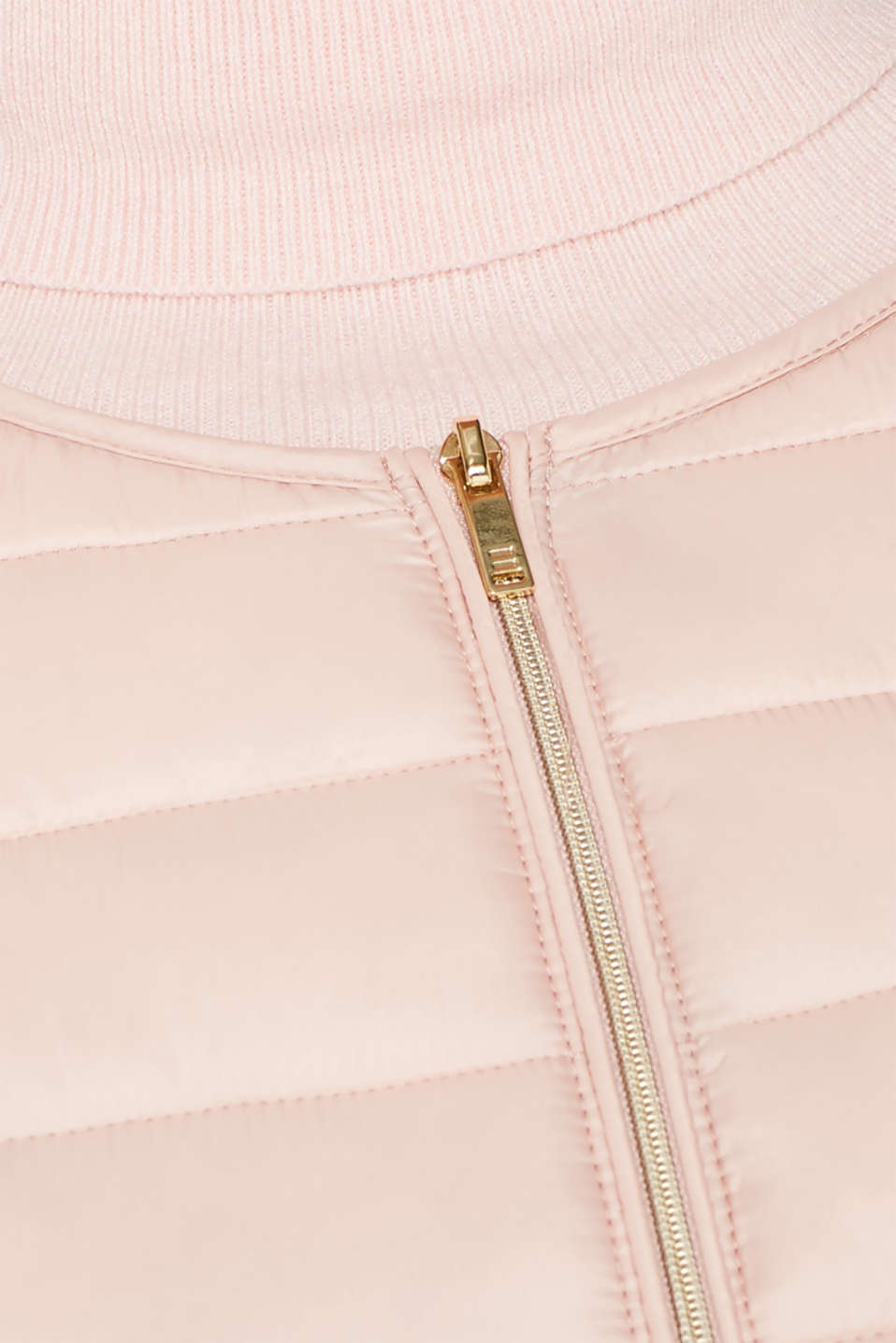 Lightweight quilted jacket with 3M™ Thinsulate™ filling, NUDE, detail image number 4
