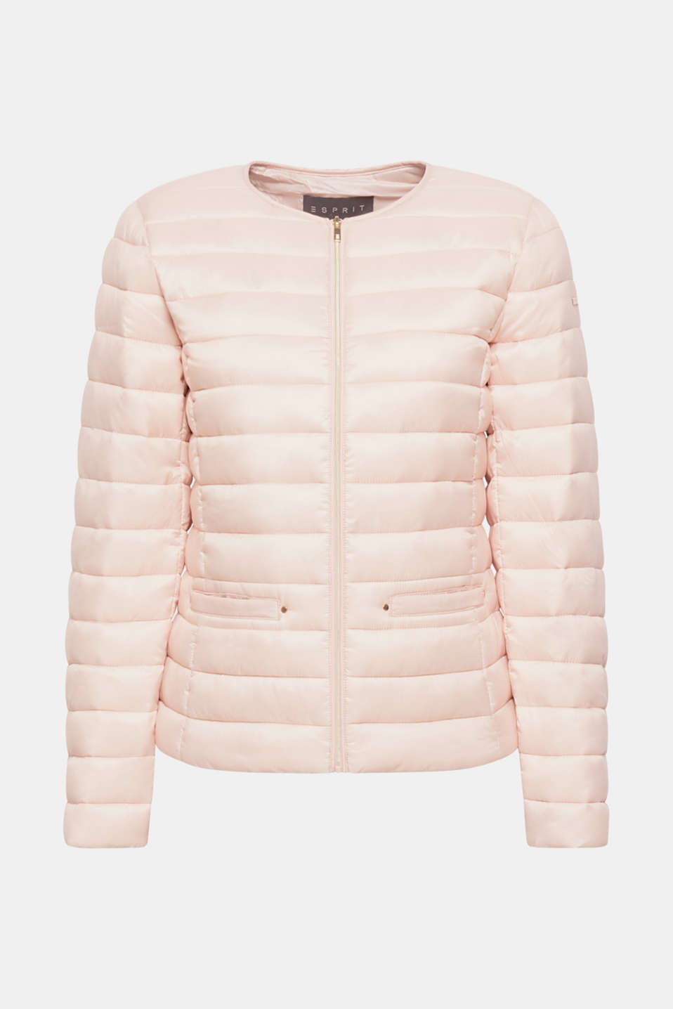 Lightweight quilted jacket with 3M™ Thinsulate™ filling, NUDE, detail image number 7