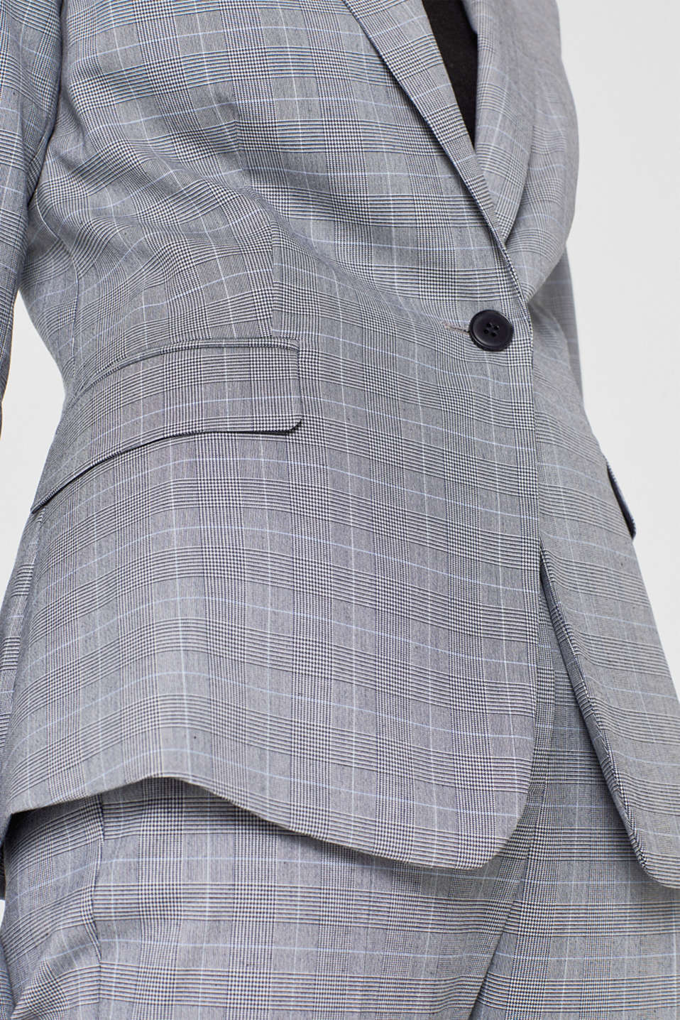 Blazers woven, NAVY, detail image number 2