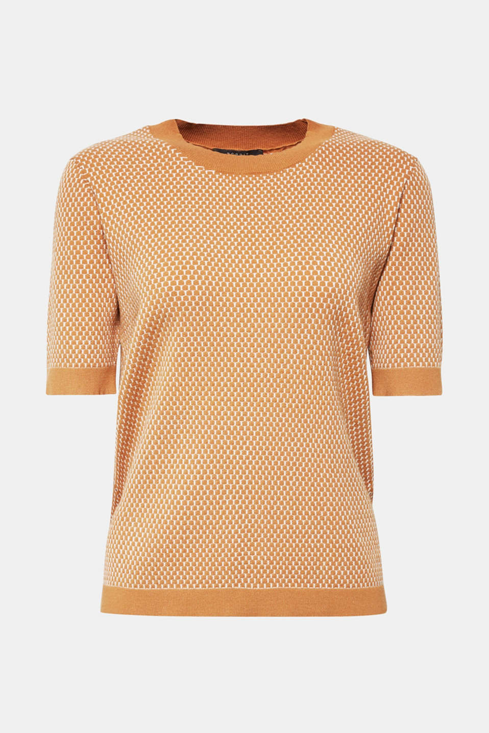 Sweaters, CAMEL, detail image number 6