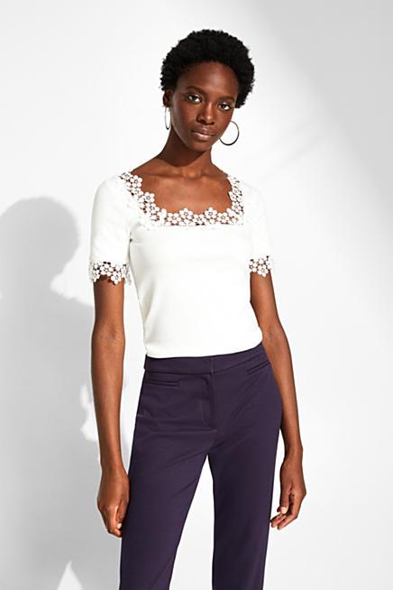5914833703c140 T-Shirts & Langarmshirts für Damen im Online Shop | ESPRIT