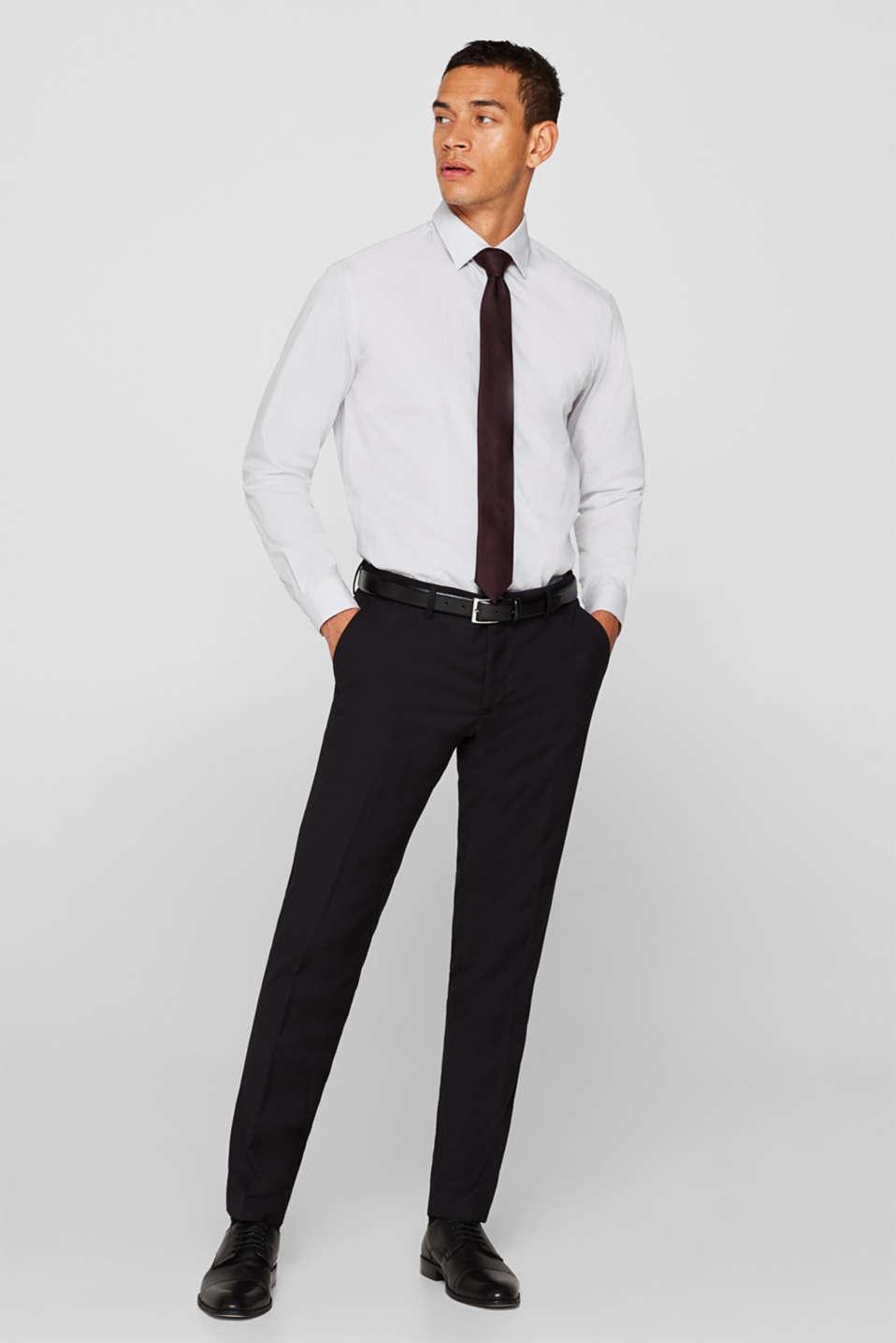 Pants suit, BLACK, detail image number 4