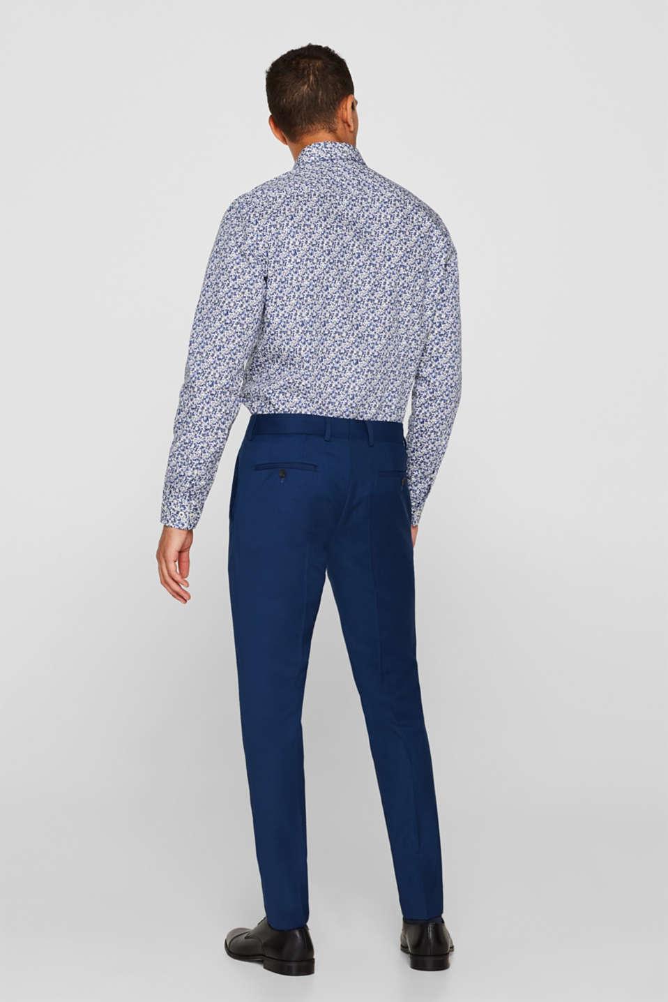 Pants suit, BLUE, detail image number 1