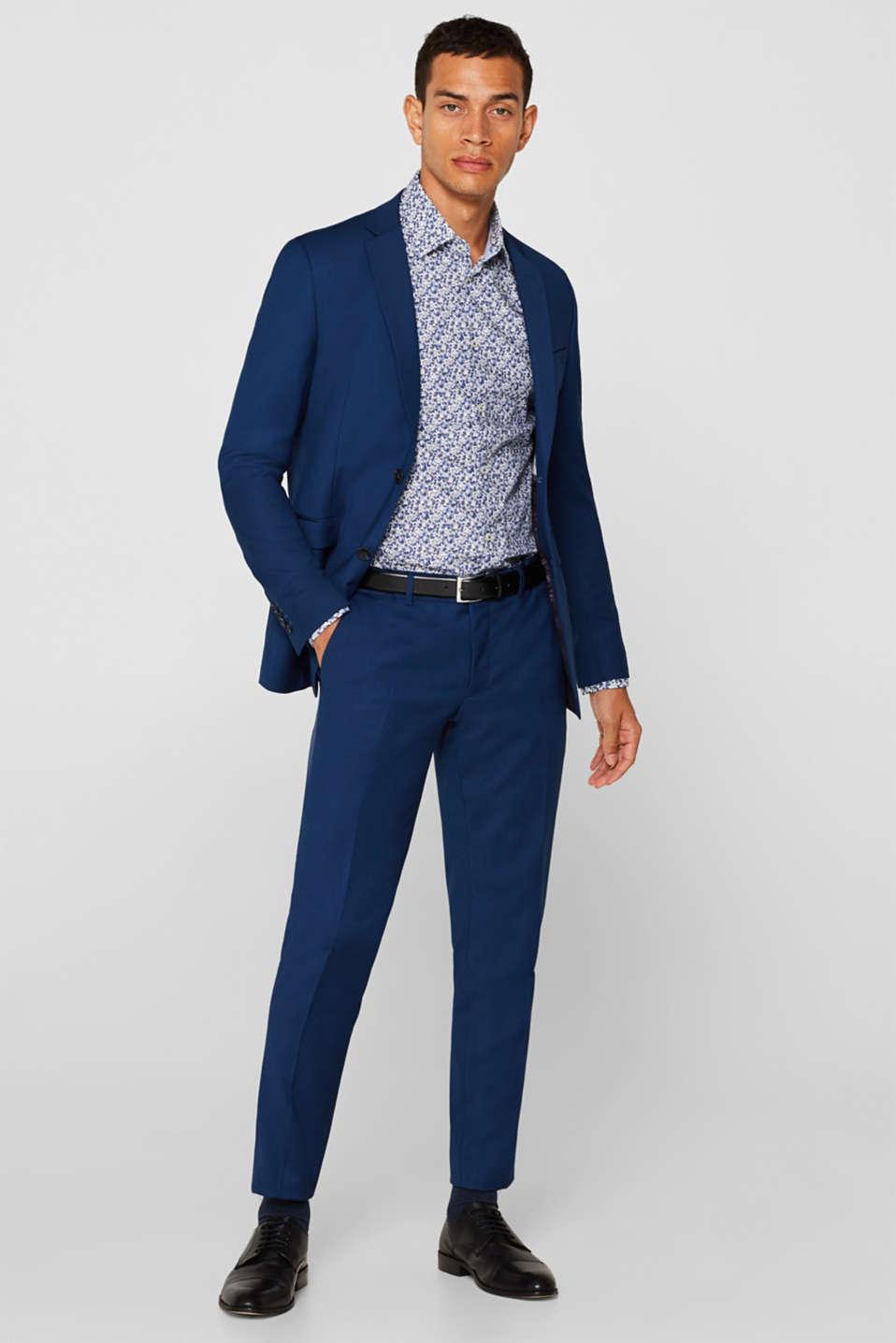 Pants suit, BLUE, detail image number 2