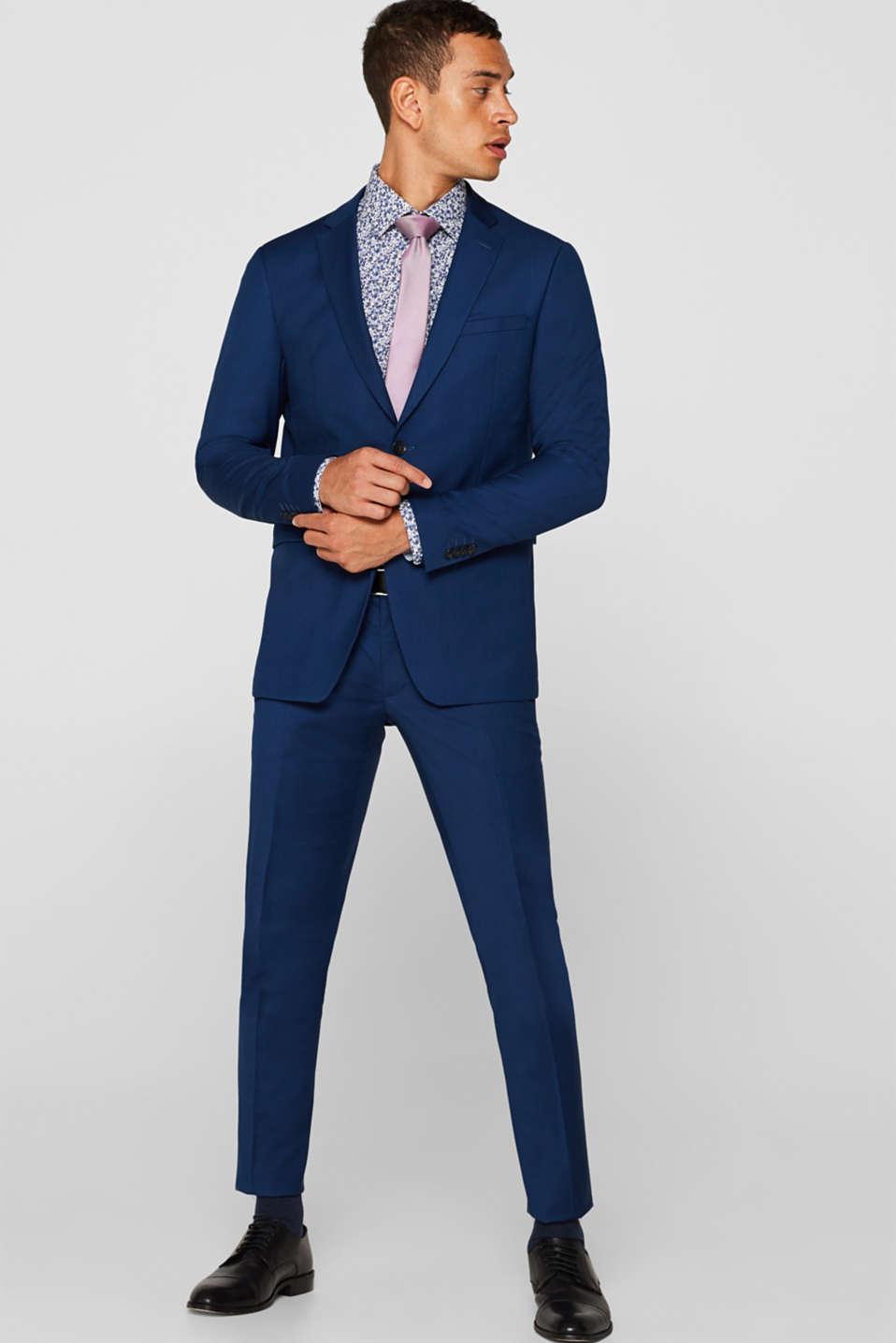 Pants suit, BLUE, detail image number 6