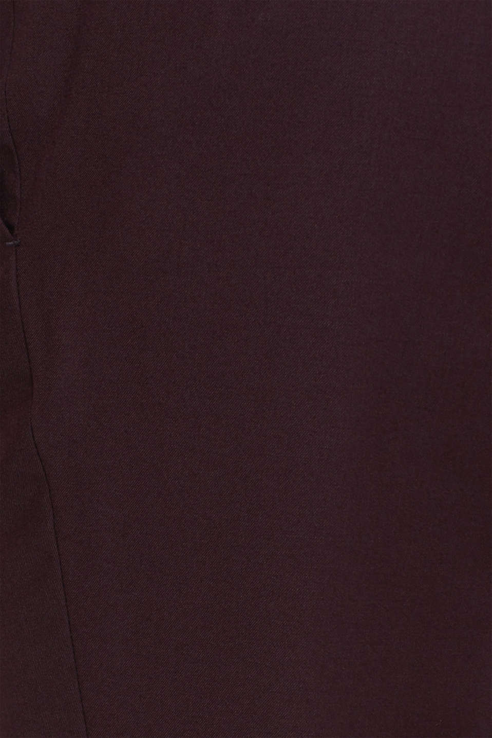 Pants suit, BORDEAUX RED, detail image number 4