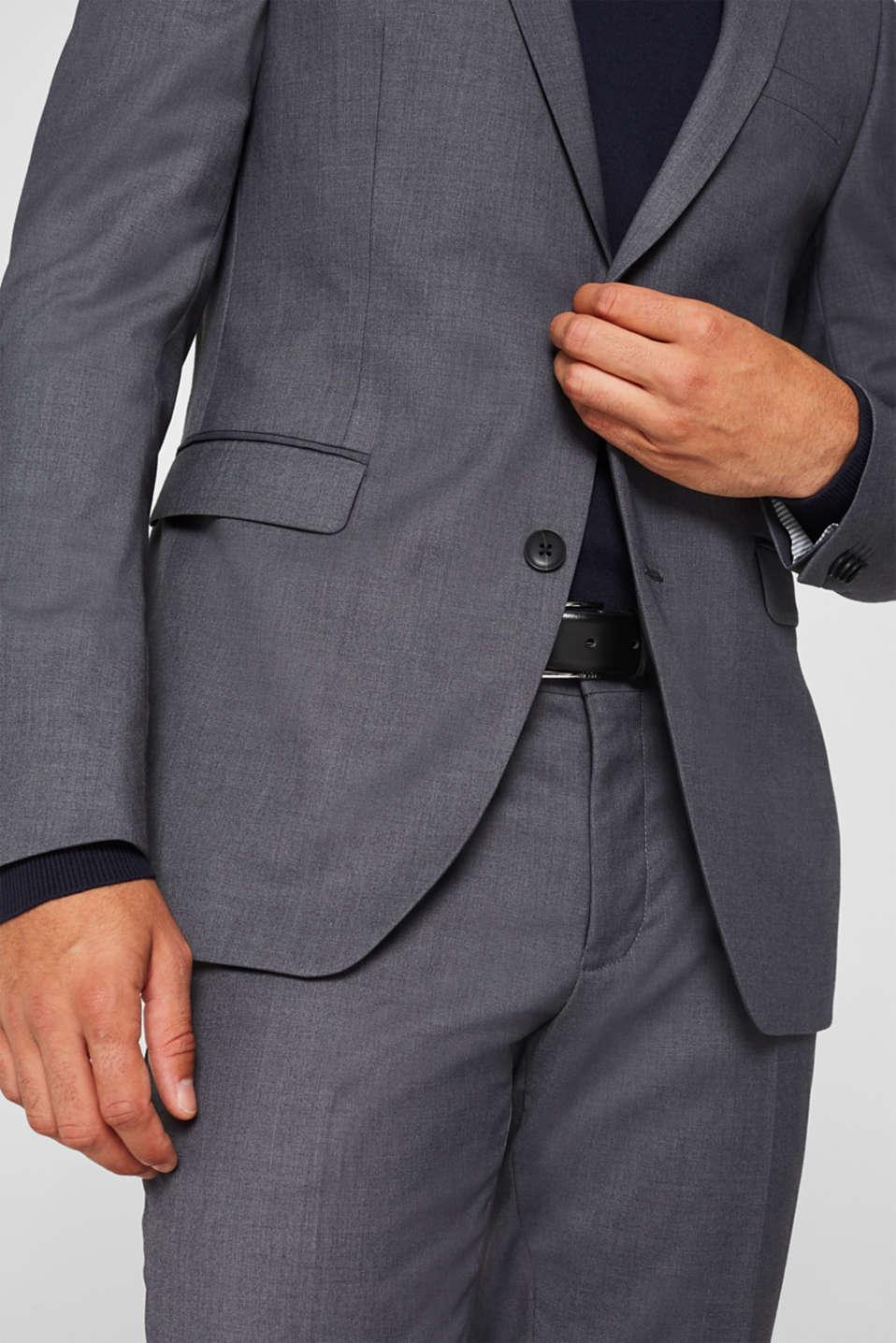 Blazers suit, GREY, detail image number 2