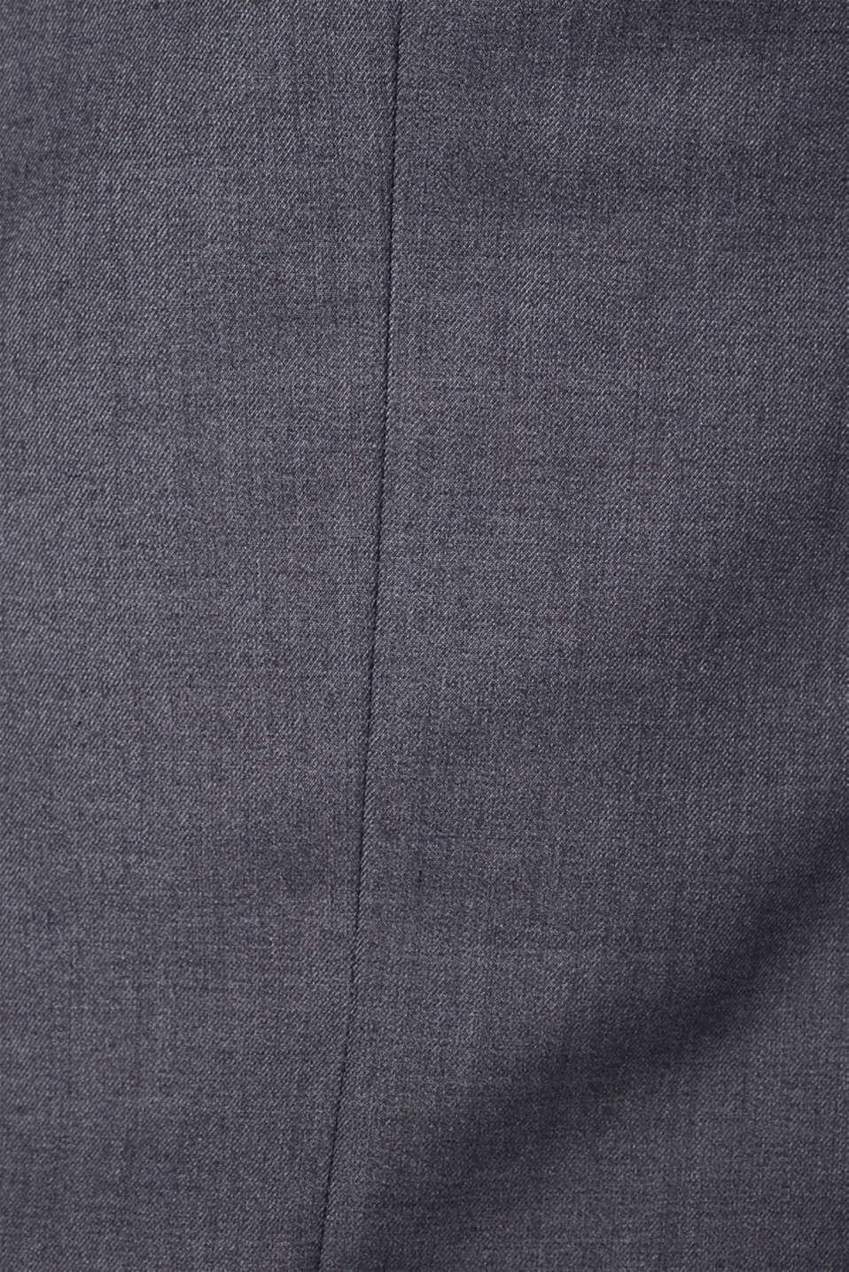 Blazers suit, GREY, detail image number 4
