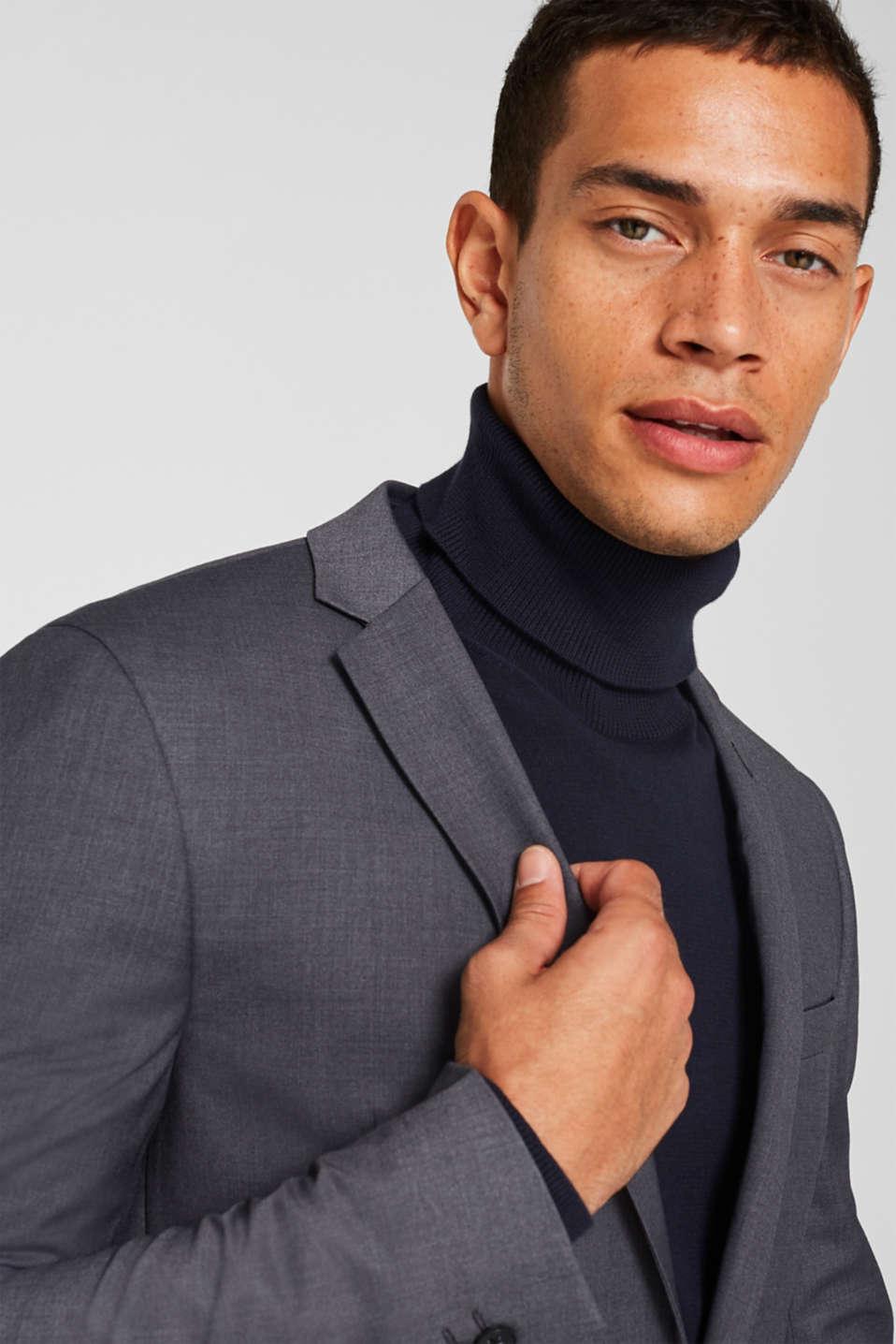 Blazers suit, GREY, detail image number 5
